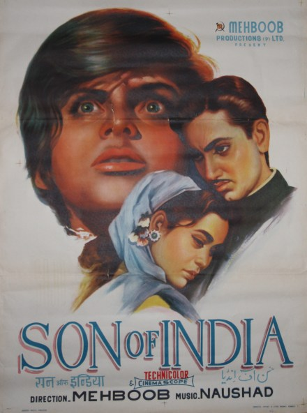 Son of India, 1962